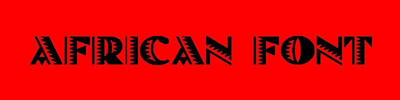 線上英文非洲字型產生器,快速將英文字轉換成英文非洲字型 ,系統支援WIN+MAC蘋果系統