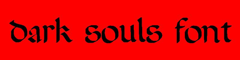 線上英文黑暗靈魂字型產生器,快速將英文字轉換成英文黑暗靈魂字型 ,系統支援WIN+MAC蘋果系統