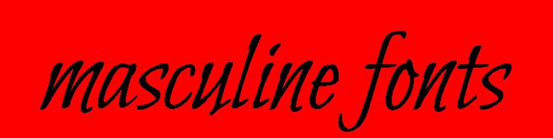 線上英文男性化字型產生器,快速將英文字轉換成英文男性化字型 ,系統支援WIN+MAC蘋果系統
