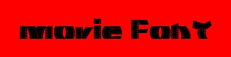 線上英文電影字型產生器,快速將英文字轉換成英文電影字型 ,系統支援WIN+MAC蘋果系統