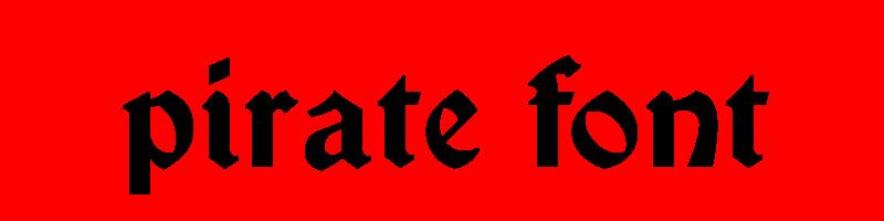 線上英文海盜字型產生器,快速將英文字轉換成英文海盜字型 ,系統支援WIN+MAC蘋果系統