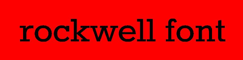 線上英文羅克韋爾字型產生器,快速將英文字轉換成英文羅克韋爾字型 ,系統支援WIN+MAC蘋果系統