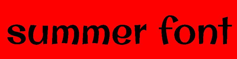線上英文夏天字型產生器,快速將英文字轉換成英文夏天字型 ,系統支援WIN+MAC蘋果系統